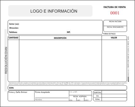 formato facturas de venta koni polycode co